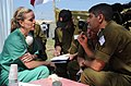 Flickr - Israel Defense Forces - IDF Coordination with American Doctor.jpg