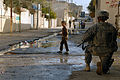 Flickr - The U.S. Army - Company assesses security during patrol.jpg