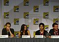 Flickr - vagueonthehow - Paul Wesley, Nina Dobrev, Ian Somerhalder ^ Kevin Williamson (7).jpg