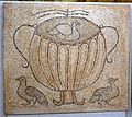 Floor mosaic, Late Roman to Early Byzantine, West Asia, 5th-6th century AD, stone - Spurlock Museum, UIUC - DSC05828.jpg