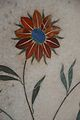 Floral Inlay Decoration - Diwan-i-Khas - Red Fort - Delhi 2014-05-13 3283.JPG