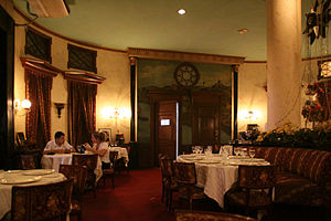 Floridita - The restaurant of El Floridita