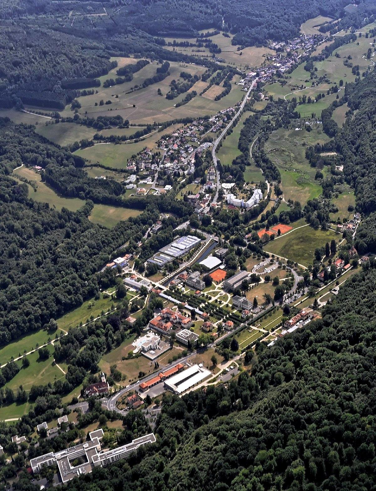 Staatsbad Brückenau – Wikipedia