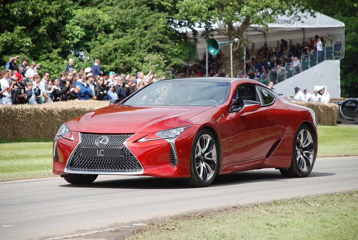 lexus lc wikipedia. Black Bedroom Furniture Sets. Home Design Ideas