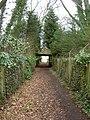 Footpath Through Thornton Manor - geograph.org.uk - 718074.jpg