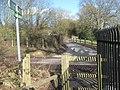 Footpath and Bridleway on Broom Lane - geograph.org.uk - 1736709.jpg