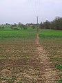Footpath to Forstal Farm - geograph.org.uk - 300446.jpg