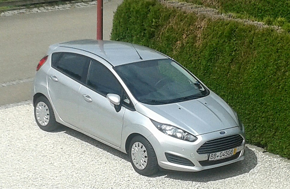 Ford Fiesta ECOnetic 2