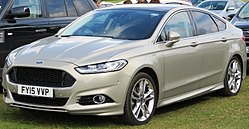 Ford Mondeo registered March 2015 1999cc (cropped).jpg
