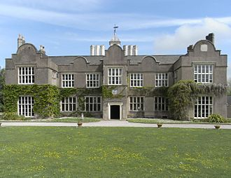 Netherton, Farway - Ford House, Wolborough, built in about 1610 by Sir Edmund Prideaux's brother-in-law Sir Richard Reynell (died 1633), three years after the completion of Netherton House