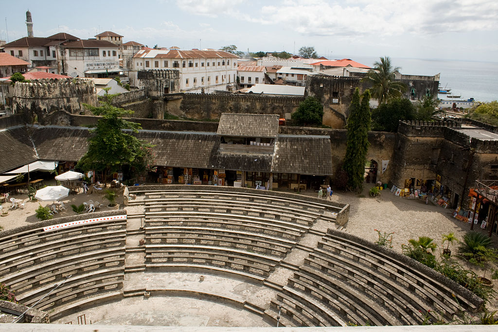 Fort Stone Town