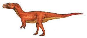 2014 in paleontology - Fosterovenator