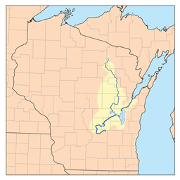 Fox River (Wisconsin)   Wikipedia