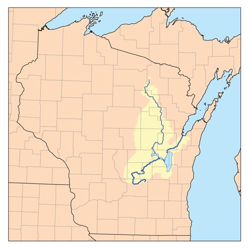 Foxandwolfrivermap