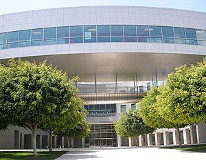 Myspace - Fox Interactive Media headquarters, 407 North Maple Drive, Beverly Hills, California, where Myspace is also housed.