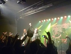 Fozzy live 2011