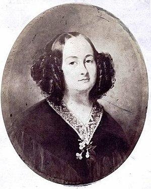 Françoise, duchesse de Praslin - Portrait of the Duchess de Praslin