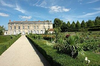 Canton of Issoire - Castle Hauterive in Issoire