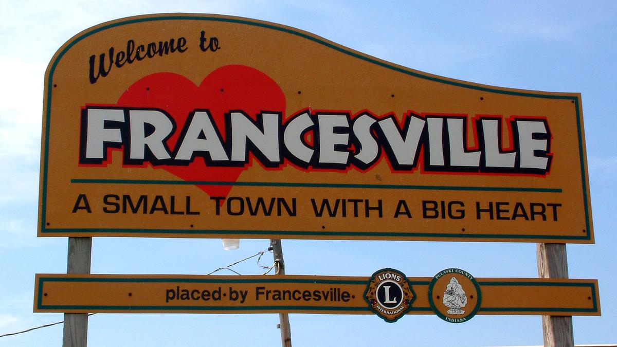 Indiana pulaski county francesville - Indiana Pulaski County Francesville 2