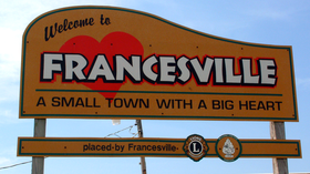 Francesville, Indiana welcome.png