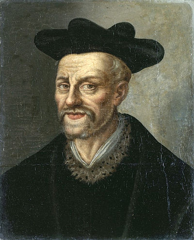 Francois Rabelais, 16th-century French writer and humanist