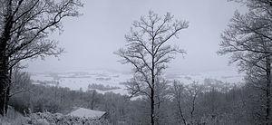 Franken in Winter