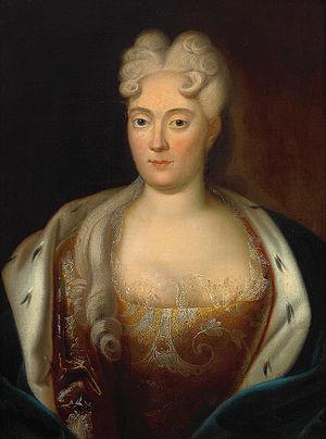 Duchess Sibylle of Saxe-Lauenburg - Image: Franziska Sibylla Augusta von Baden