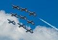 Frecce Tricolori NL Air Force Days (9291483042).jpg
