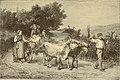 Frederick Arthur Bridgman - Pyrenees Peasants Returning from the Harvest-Field.jpg