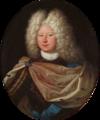 Frederick II of Saxe-Gotha-Altenburg - Schloss Friedenstein.png