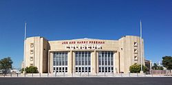 The Joe and Harry Freeman Coliseum