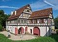Freilichtmuseum Beuren - Wohn- und Wirtschaftsgebäude aus Tamm - Ansicht von OSO.jpg