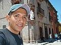 Frente a la Casa de Iganacio Allende - panoramio.jpg