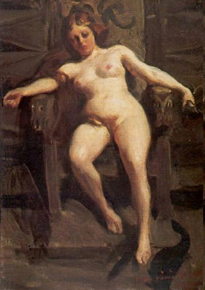 Freya (1901) by Anders Zorn