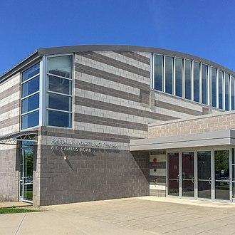 CannonDesign - Image: Friedman Wrestling Center, Cornell University