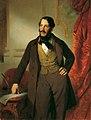 Friedrich von Amerling - Der Industrielle Maximilian Todesco - 3674 - Österreichische Galerie Belvedere.jpg