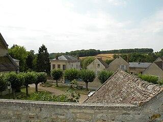 Frouville Commune in Île-de-France, France