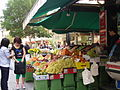 Fruit vendors, Rundle Mall.jpg