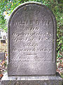 Fryer (William), Bethany Cemetery, 2015-10-09, 01.jpg