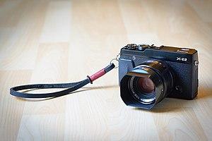 Fujifilm X-E2 - Image: Fuji X E2