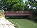 Fukaya Bizenkyo Canal Bizenkyo Railway Bridge 1.JPG