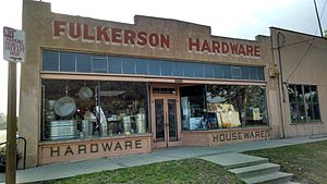 Somis, California - Image: Fulkerson Hardware