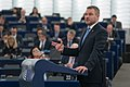 Future of Europe debate with Peter Pellegrini Slovak Prime Minister (33481905118).jpg
