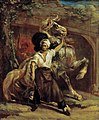 Géricault - The Blacksmith, 1813-1814.jpg