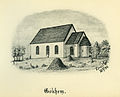Gökhems kyrka 1892 (Ernst Wennerblad 1902).jpg