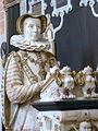 Güstrow Dom - Grabmal Ulrich 3a Anna von Pommern.jpg
