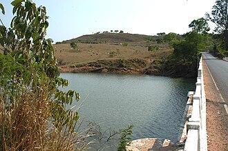 Corumbá River - The Corumbá River