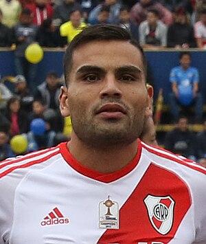 Gabriel Mercado - Mercado with River Plate in 2016