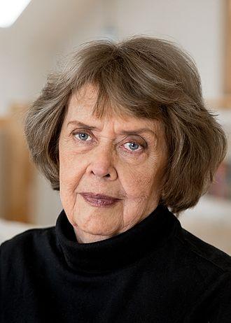 Gail Godwin - Image: Gail Godwin headshot