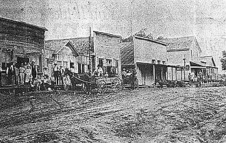 Gainesville, Arkansas - Gainesville (1914)